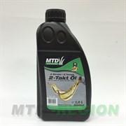 Масло 2-тактное MTD API-TC, 1л