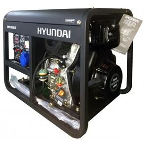Hyundai DHY 8500LE генератор дизельный