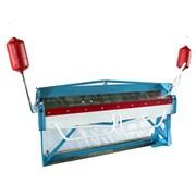 Листогиб ручной тяжелого класса с сегментной прижимной балкой Иннотех В1-2.5/1300