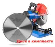 Маятниковая пила по металлу Messer DRC-355 (ТСТ диск по стали в комплекте)
