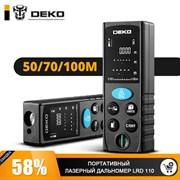 Дальномер лазерный DEKO LRD110-50m