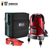 Уровень лазерный DEKO LL57 SET1 (в сумке)