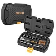 Набор инструментов для автомобиля DEKO DKMT49 в чемодане (49 предметов)