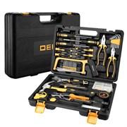 Профессиональный набор инструмента для дома в чемодане Deko DKMT102 (102 предмета)