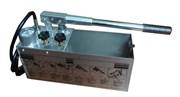 Ручной опрессовщик Zitrek RP-50 (10л., 0-60 атм., 9кг, бак нерж. сталь)