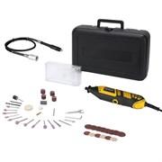 Электрический цифровой гравер + набор 43 инструментов, Deko DKRT350E-LCD 43 tools