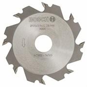 BOSCH Фреза дисковая для GFF 22 A Prof 105X22X4 8T, 3608641013