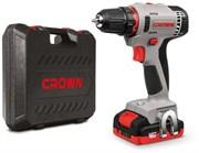 Аккумуляторный шуруповерт CROWN CT21082H-2 BMC