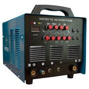 Аппарат аргонодуговой сварки VARTEG TIG 160 AC/DC PULSE