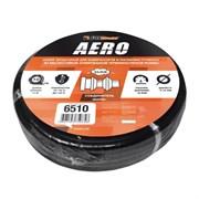 Шланг Foxweld AERO воздушный для компрессоров и пневмоинструмента с фитингами рапид, маслостойкая армированная термопластичная резина, 20бар, 9x15мм, 10м
