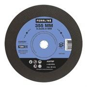 Круг отрезной по металлу FerrLine Expert 355 х 3,2 х 25,4 мм A30TBF