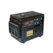 Дизельный генератор Foxweld D7500S (пр-во FoxWeld/КНР)