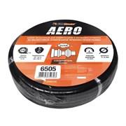 Шланг Foxweld AERO воздушный для компрессоров и пневмоинструмента с фитингами рапид, маслостойкая армированная термопластичная резина, 20бар, 6x12мм, 10м