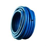 Рукав д.6.3мм синий (бухта 40 метров, пр-во FoxWeld/КНР)
