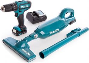 Makita CLX213X1 набор инструмента