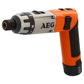 AEG SE 3.6 Li,  413165 отвертка аккумуляторная