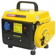 Бензиновый генератор Калибр БЭГ- 800РС