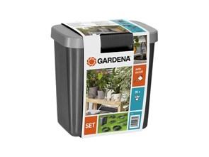 GARDENA  комплект для полива в выходные дни с емкостью 9 л  (01266-20.000.00)