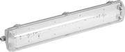 СВЕТОЗАР 2х18 Вт, IP65, пылевлагозащищенный, светильник для люминесцентных ламп 57610-2-18