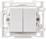{{photo.Alt || photo.Description || 'СВЕТОЗАР белый, двойной, выключатель SV-55230-2'}}