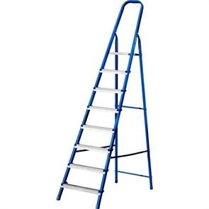 Лестница-стремянка стальная, 8 ступеней, 162 см, MIRAX