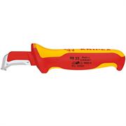 KNIPEX 155 мм, нож для удаления изоляции KN-9855
