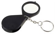 STAYER 10 кратное увеличение, d 30 мм, стекло, лупа карманная 40521-30