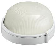 СВЕТОЗАР 60Вт, IP54, 220 В, E27, белый светильник уличный SV-57251-W