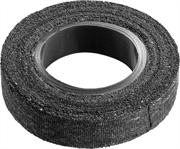 СИБИН 18 мм, 15 м, цвет черный, изолента х/б 1230-15