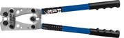 ЗУБР 6-50 ммd, усиленные гексагональные, для медных наконечников и гильз, пресс-клещи 45453