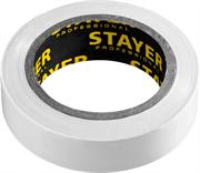 STAYER 15 мм х 10 м, не поддерживает горение, изоляционная лента пвх  Protect-10 12291-W