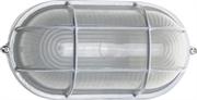СВЕТОЗАР 60Вт, IP54, 220 В, E27, белый, светильник уличный SV-57205-W