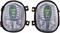 KRAFTOOL гелевая вставка, дополнительная защитная накладка, наколенники защитные 11510 - фото 109993