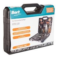 Набор ручного инструмента Bort BTK-123 - фото 11298