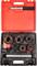 """ЗУБР 6 предметов, 3/8"""" - 1 1/4"""", в пластмассовом боксе, набор резьбонарезной трубный №5 28270-H5 - фото 115472"""