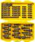 STAYER 45 шт., набор насадок для ударного шуруповерта 26225-H45 - фото 121535