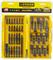 STAYER 45 шт., набор насадок для ударного шуруповерта 26225-H45 - фото 121538