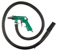 """Пистолет KRAFTOOL """"EXPERT QUALITAT"""" пескоструйный с выносным шлангом, рабочее давление 5 атмосфер - фото 12258"""