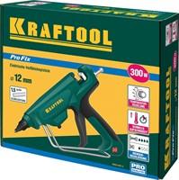 KRAFTOOL 12 мм, 300 Вт, пистолет термоклеящий, электрический PRO 06843-300-12 - фото 12279
