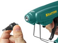 KRAFTOOL 12 мм, 300 Вт, пистолет термоклеящий, электрический PRO 06843-300-12 - фото 12285