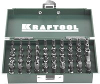 KRAFTOOL 50 шт., Cr-V, набор бит X-Drive 26065-H50 - фото 12562