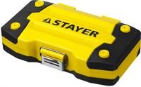 "Набор STAYER ""PROFESSIONAL"": Насадки BlackPro для ударного шуруповерта, Сr-Mo сталь, 45предм - фото 12572"