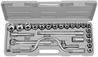 STAYER 24 шт., набор торцовых головок 27587-H24 - фото 12628