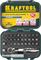 KRAFTOOL 33 шт., Cr-V, набор битов с мини-трещоткой 26157-H33 Профессионал - фото 126624