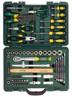 KRAFTOOL 59 шт., набор слесарно-монтажного инструмента 27977-H59 - фото 12759