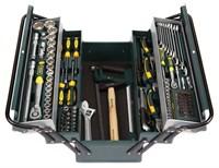 KRAFTOOL 131 шт., набор слесарно-монтажного инструмента 27978-H131 - фото 12761