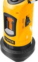 Нивелир лазерный линейный SLL-1, STAYER 34960, дальность 10м, точн. +/-0,5 мм/м - фото 13543