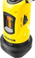 Нивелир лазерный линейный SLL-1, STAYER 34960, дальность 10м, точн. +/-0,5 мм/м - фото 13554