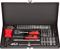ЗУБР 57 шт., набор автомобильного инструмента 27640-H57 - фото 136659