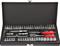 ЗУБР 53 шт., набор автомобильного инструмента 27640-H53 - фото 137216